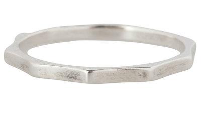 Ring R299 Silver 'Bolt'