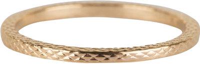 Ring R326 Gold 'Snake'