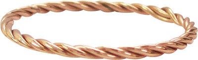 Ring R330 Rosé 'Turning Steel'