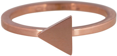 OP=OP Ring R396 Rosé 'Steel Triangle' STAFFELKORTING