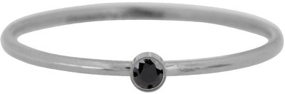 492-charmin's-ring-shine-bright-2.0-steel-with-black-crystal