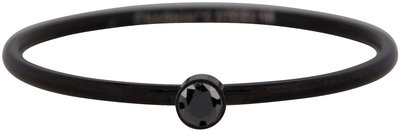 495-charmin's-ring-shine-bright-2.0-black-steel-with-black-crystal